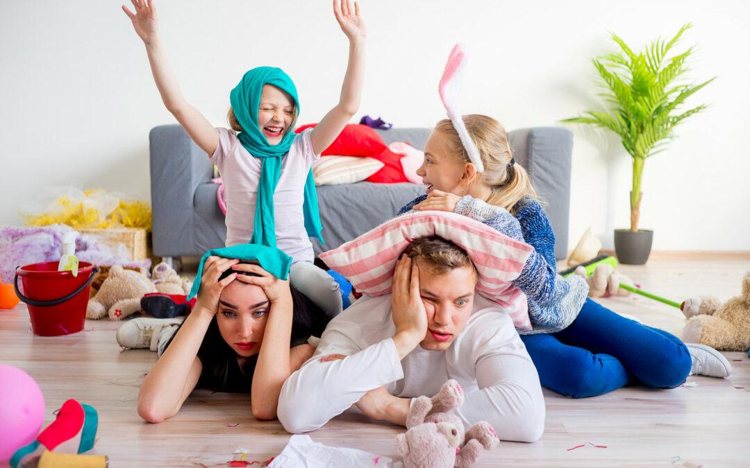 Hineingezoomt: Kesses Elterncafe online